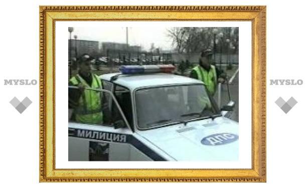 Тульские гаишники предупреждают водителей