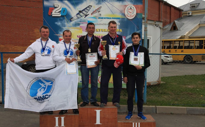 Туляки вошли в состав сборной России на Чемпионат Мира-2018 по авиамодельному спорту