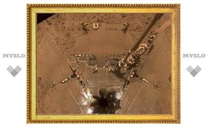 Пылевая буря урезала электропитание марсоходу Spirit