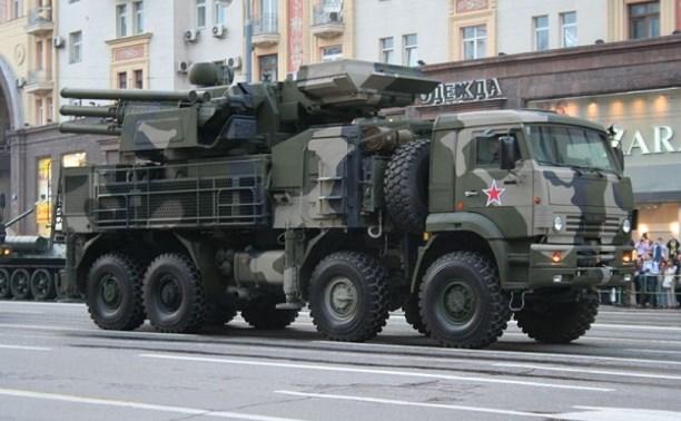 Тульские «Панцири» заступили на защиту Москвы