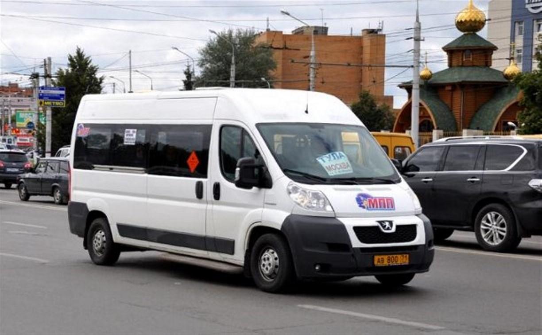 Отправление автобусов по маршруту «Тула-Москва» с Московского вокзала будет закрыто