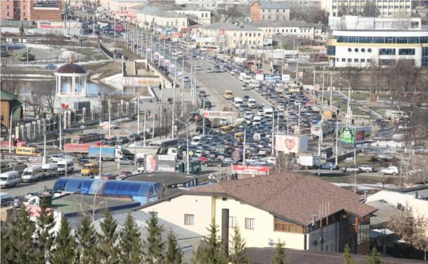 Движение транспорта в День города ограничат