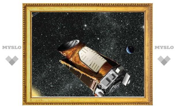 """""""Кеплер"""" впервые взвесил две экзопланеты"""