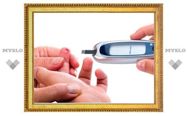 """В Туле пройдет акция """"День диабета"""""""