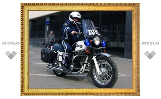 Москва приобретет для ГИБДД 150 мотоциклов
