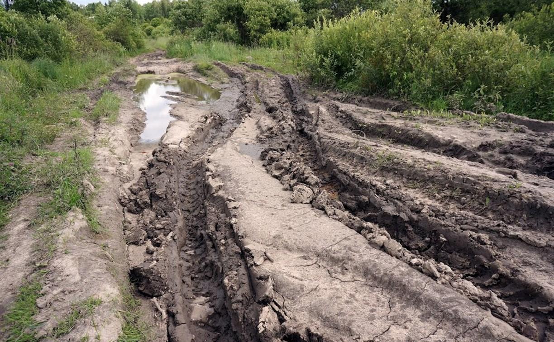 Прокуратура потребовала отремонтировать дорогу к деревне Ягодное