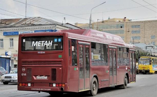 16 мая автобус №12 пойдёт по изменённому маршруту