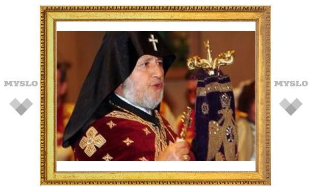 Гарегин II называет Россию второй родиной армян