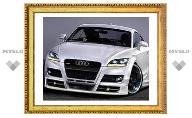 Audi готовит к показу новые спортивные автомобили