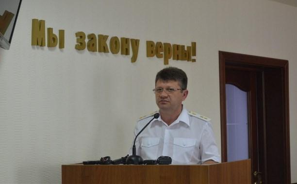 Александр Козлов: «У нас нет громких резонансных дел»