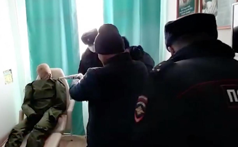 Кровавая драма в новомосковском ТЦ: ревнивец показал, как убивал бывшую жену