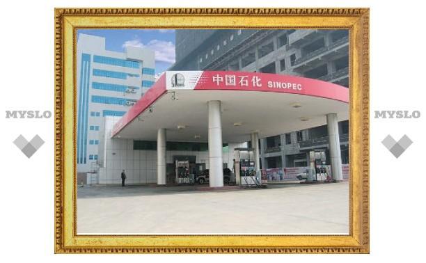 Китайское правительство снизило цены на бензин