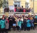Тульские школьники стали третьими в конкусе «Тест-драйв в Питерской Вышке»