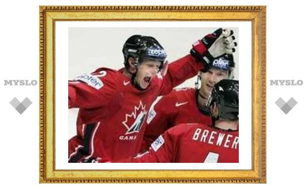 Хоккеисты Канады разгромили США на ЧМ-2007