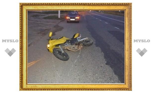 """В Тульской области осудили мотоциклиста, """"убившего"""" своего пассажира"""