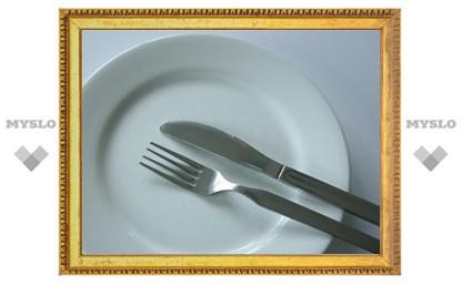Жара оставила туляков без еды