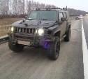 На трассе М4 «Дон» водитель Hummer насмерть сбил пешехода
