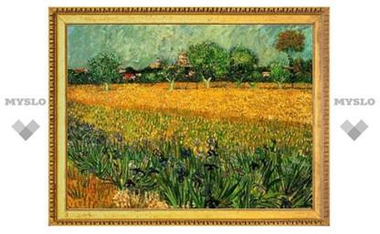 Ученые нашли причину потускнения картин Ван Гога