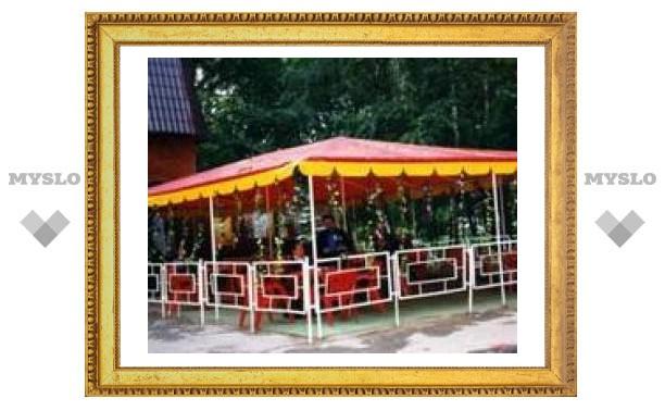 Летние кафе в Туле откроются после 15 мая