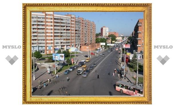 В Туле снова разделят Привокзальный и Советский районы
