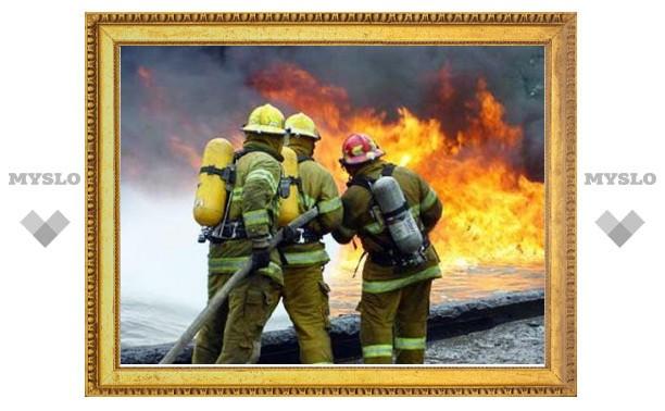 В Тульской области сформированы пожарные дружины