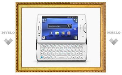 Sony Ericsson показала новые Xperia mini