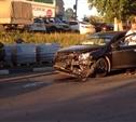 В Пролетарском районе пьяный водитель протаранил автоледи