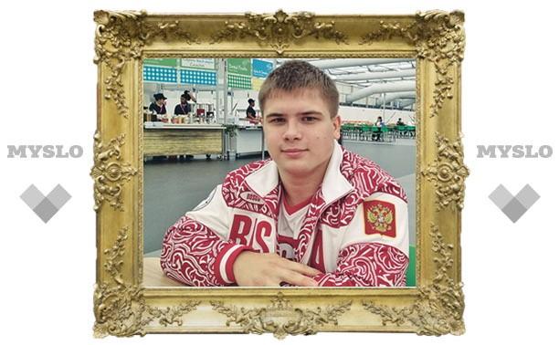 Туляк выиграл бронзу на Паралимпиаде