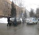 В тройном ДТП в Туле на улице Гоголевской пострадал молодой человек