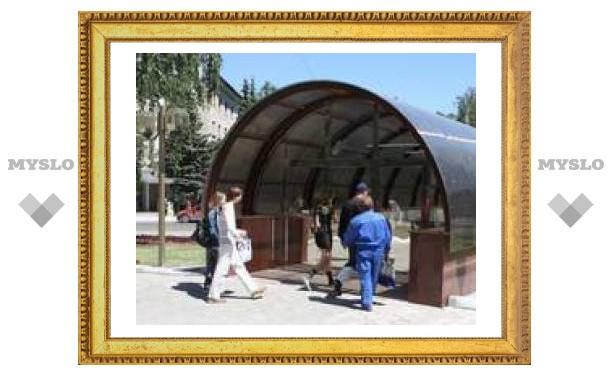 Сегодня в Туле открылся подземный переход