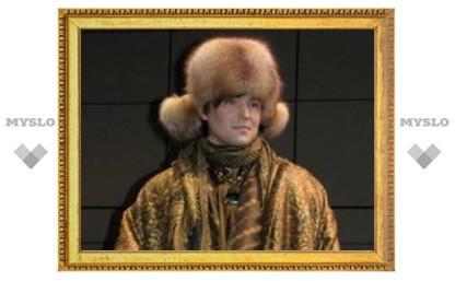 Кутюрье Зайцев голосует за ушанки!