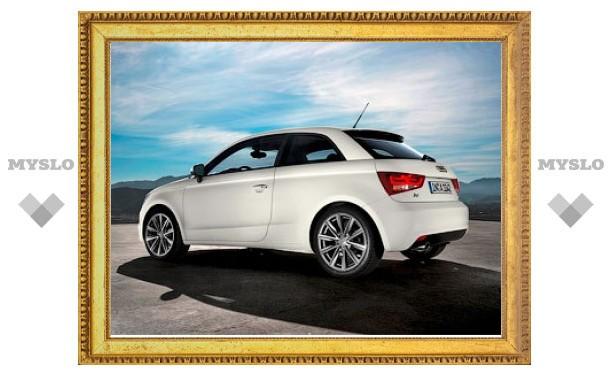 Объявлены российские цены на хэтчбек Audi A1