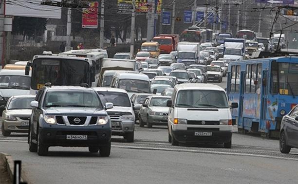 Тульские дороги разгрузят новой транспортной схемой