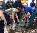 По каким адресам жители южной Тулы смогут получить техническую и питьевую воду