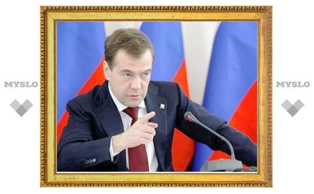 Медведев оставит рыбалку бесплатной