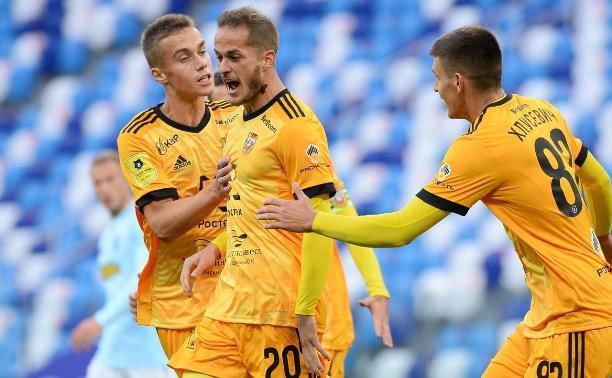 «Арсенал» на последних секундах вырвал победу у «Нижнего Новгорода» – 3:2
