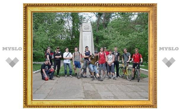 В Туле пройдет велопробег ко Дню Победы