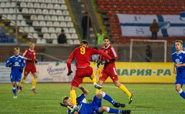 Тульский «Арсенал» с крупным счетом проиграл «Сибири» – 0:3