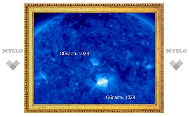 Астрономы зафиксировали резкое усиление активности Солнца