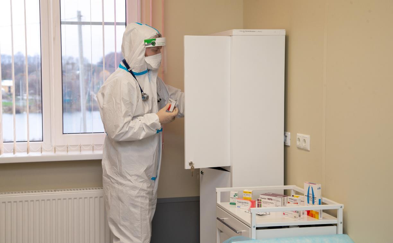В Туле нашли нарушения при начислении выплат работающим с COVID-19 медикам