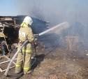 Пенсионерка пострадала на пожаре в Ефремовском районе