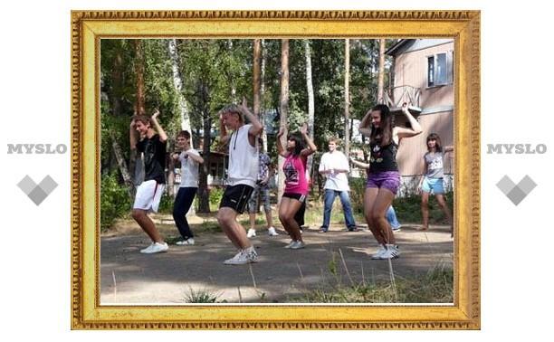 В Тульской области определен лучший детский лагерь