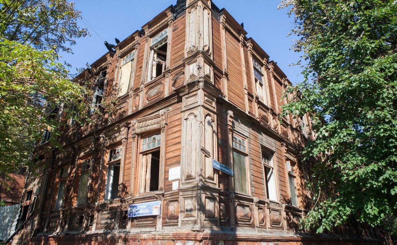 Какая судьба ждет сгоревший памятник культуры на ул. Пушкинской