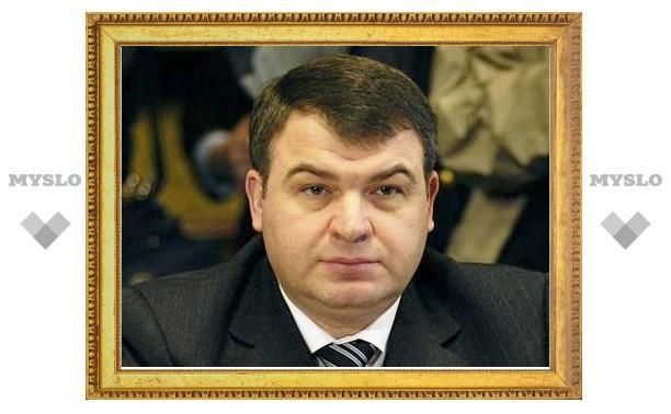 По факту строительства дороги к даче зятя Сердюкова возбудили дело