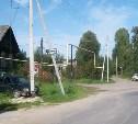 В Чекалине пьяный водитель на ВАЗе врезался в столб