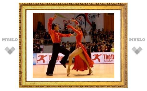 Тульские танцоры обошли всю Россию