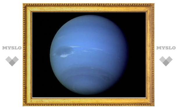 На Нептуне нашли следы столкновения с кометой