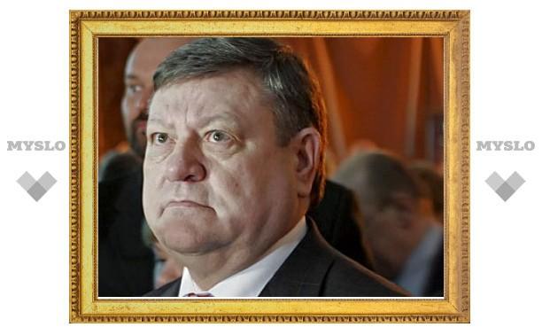 """""""Единая Россия"""" сменит губернатора Ленинградской области"""