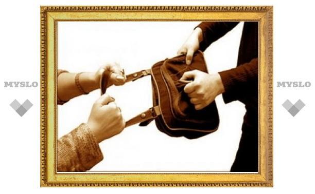 Туляка осудят за ограбление посетителя букмекерской конторы