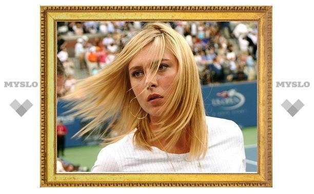 Мария Шарапова вышла в полуфинал Roland Garros